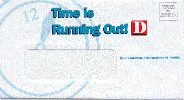 D Magazine – Subscription Renewal Promotion