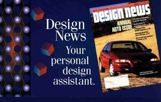 Cahners Publishing – Business-to-Business Subscription Promotion for Design News Magazine