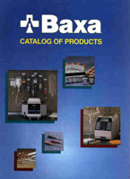 Baxa Pharmaceuticals – Business-to-Business Catalog