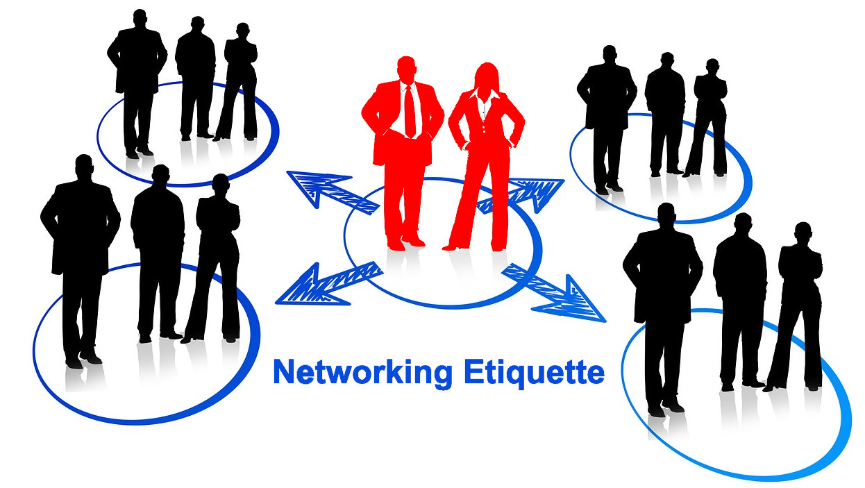 11 Networking Etiquette Tips