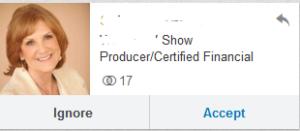 LinkedIn Generic Invite