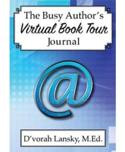 Virtual Book Tour for Authors